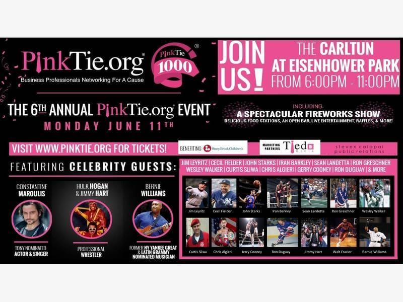 Big Mike talks to Constantine Maroulis about his upcoming performance at the Pink Tie Gala