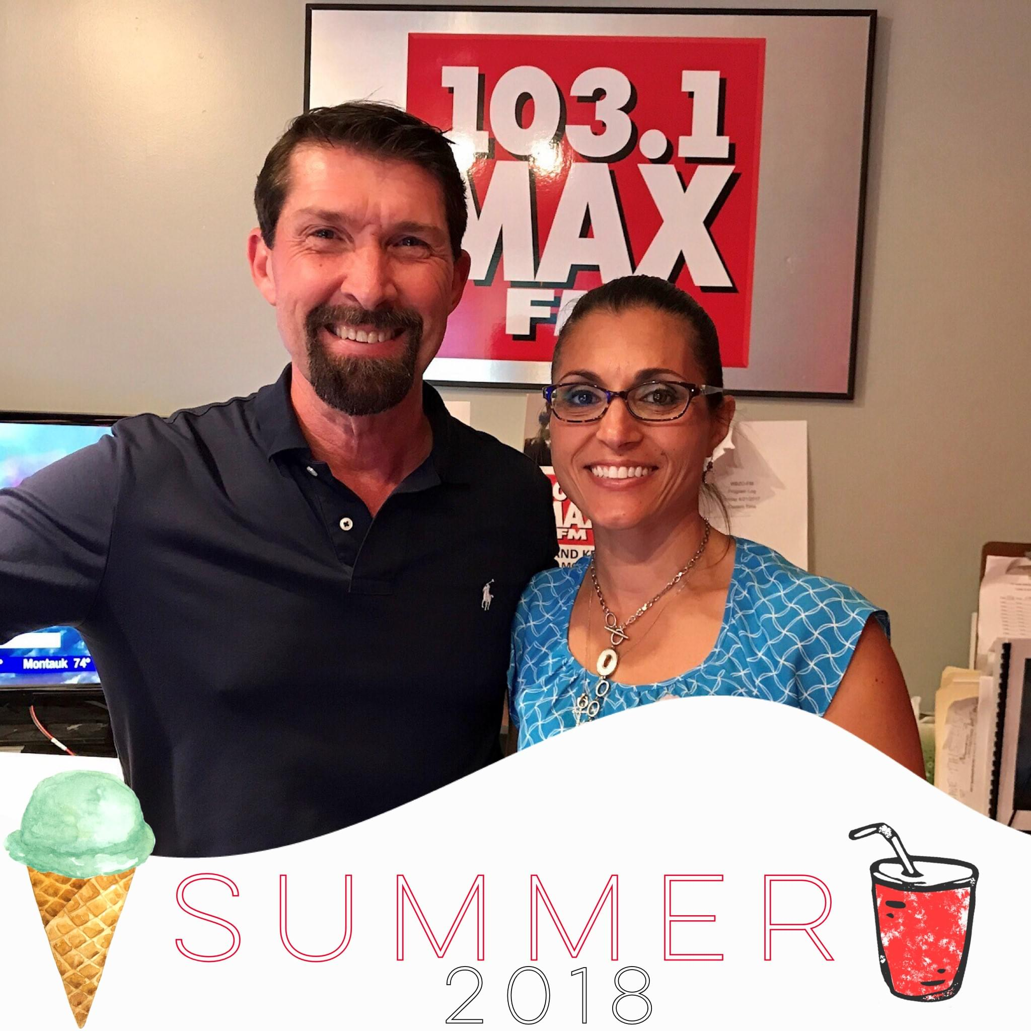 JMAXX and Jim on how to spend your Long Island Summer!