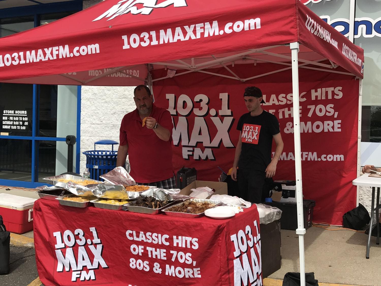 103.1 MAX FM at Huntington Honda West
