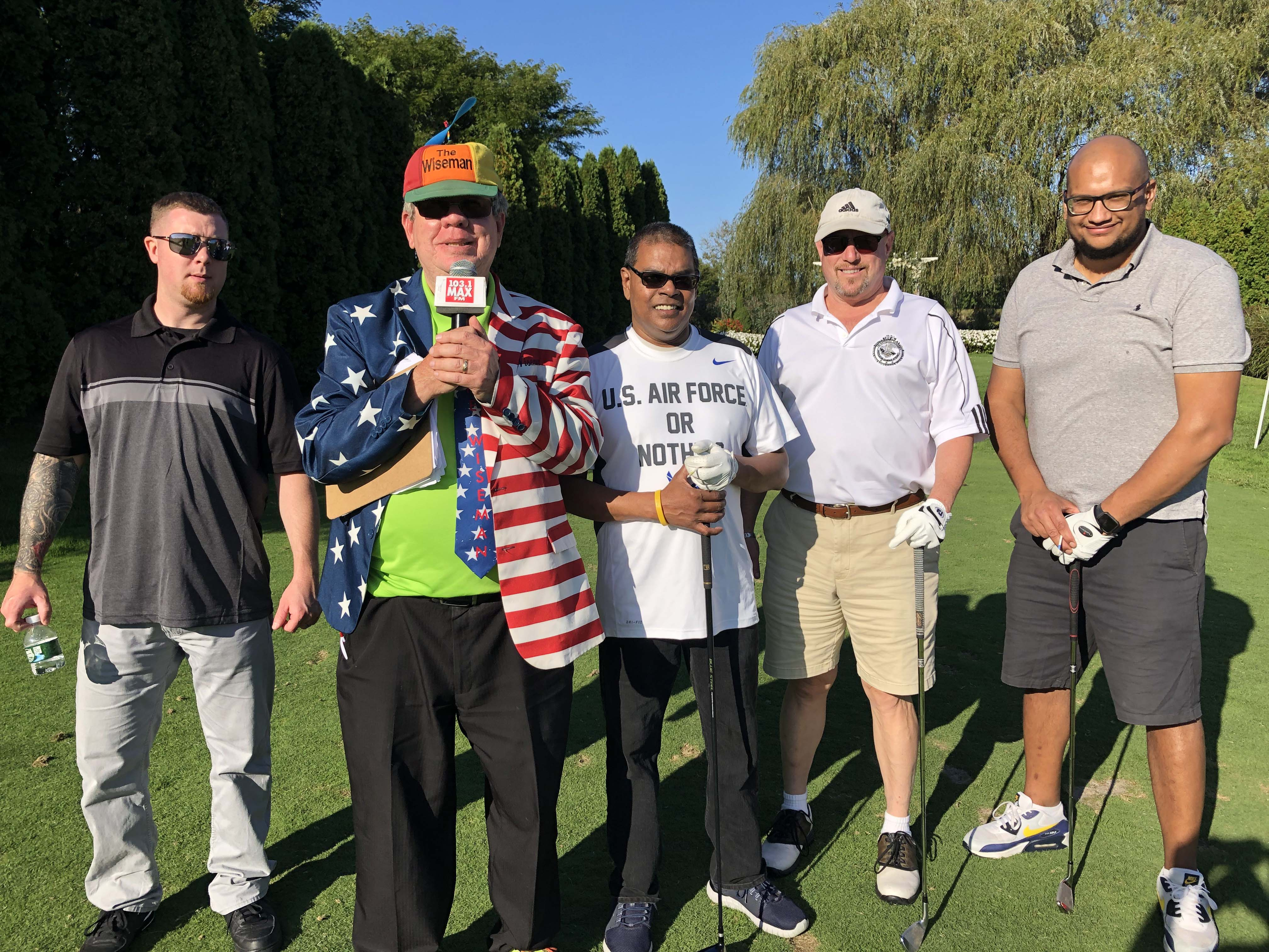 Long Island State Veterans Home Golf Classic