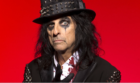 Alice Cooper Chats with Jim Douglas