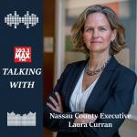 Laura Curran on 103.1 MAX-FM