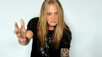 Sebastian Bach – 30th Anniversary of Slave to the Grind
