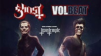 Ghost & Volbeat with Special Guest Twin Temple