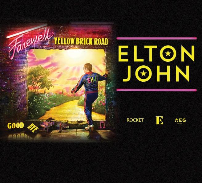 Elton John @ NYCB Live Home of Nassau Veterans Memorial Coliseum 11/16!