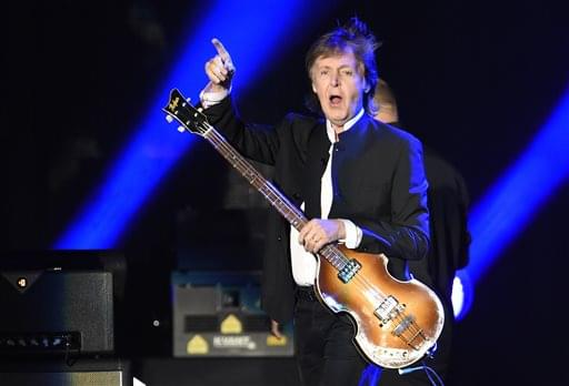 LISTEN: New McCartney Music