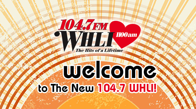 Welcome to The New 104.7 WHLI!