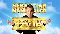"""Sebastian Maniscalco """"Nobody Does This"""" Tour"""