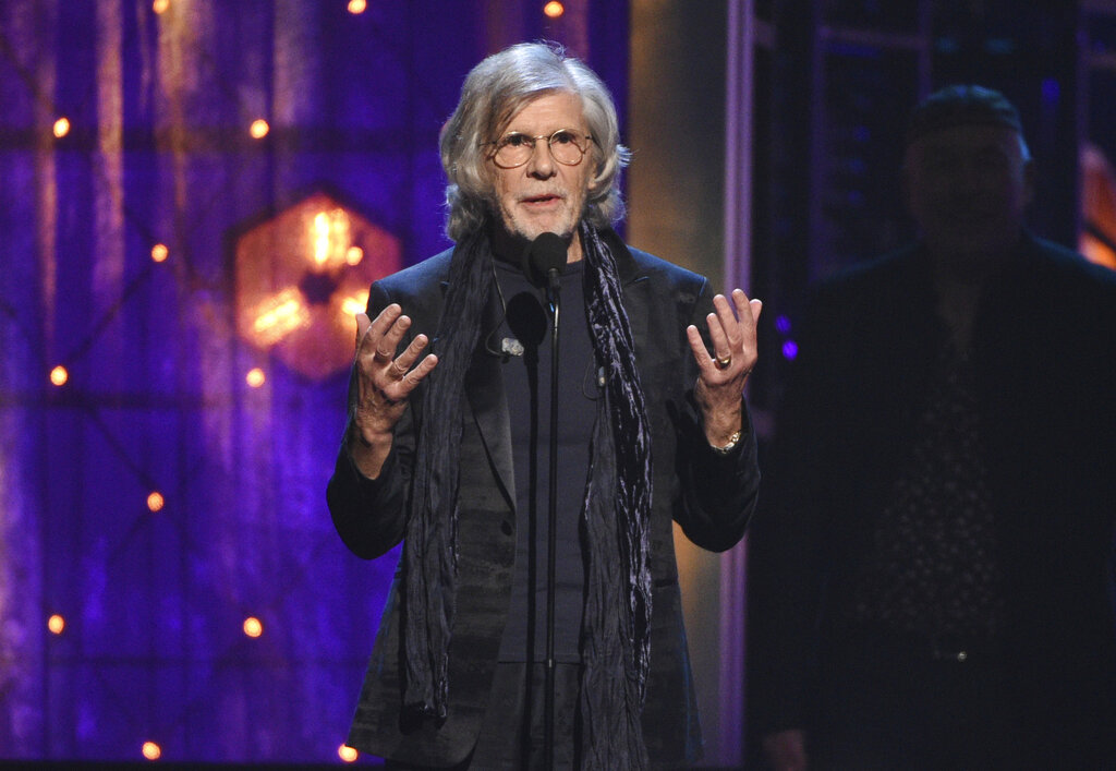 WHLI's Rob Rush Chats with The Zombies' Rod Argent
