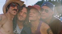 Red Hot Chili Peppers with Very Special Guests The Strokes and Thundercat