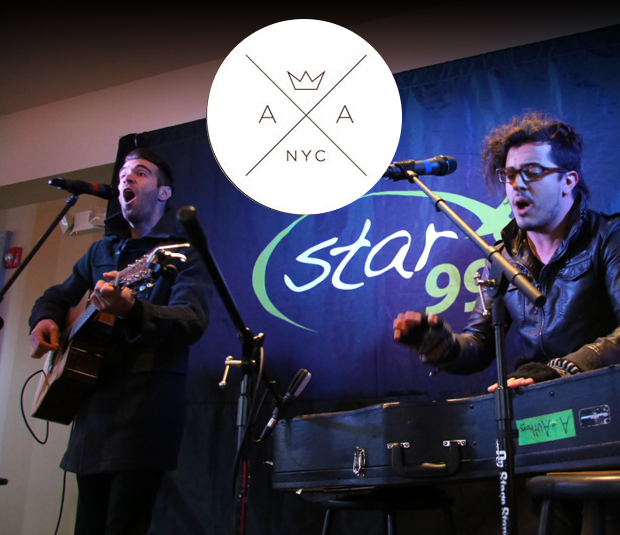 Star 99.9 Acoustic Session: American Authors