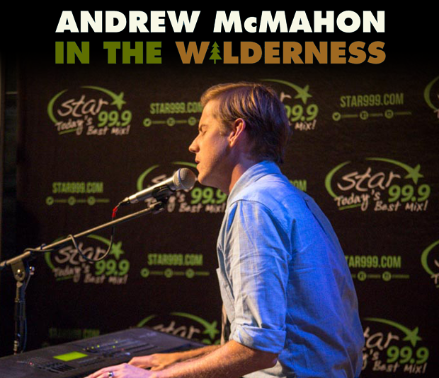 Star 99.9 Michaels Jewelers Acoustic Session: Andrew McMahon in the Wilderness