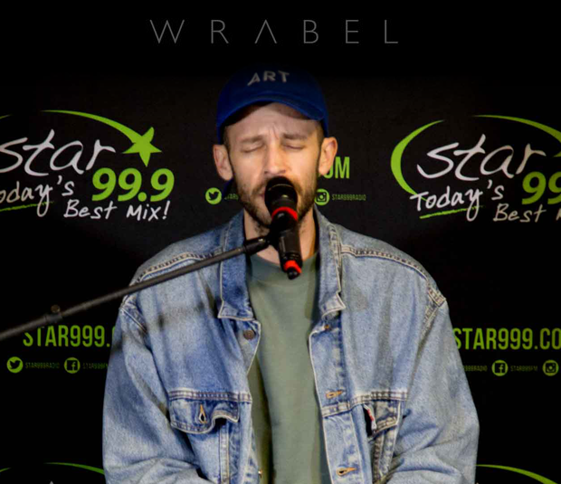 Star 99.9 Michaels Jewelers Acoustic Session: Wrabel
