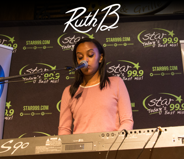 Star 99.9 Michaels Jewelers Acoustic Session: Ruth B