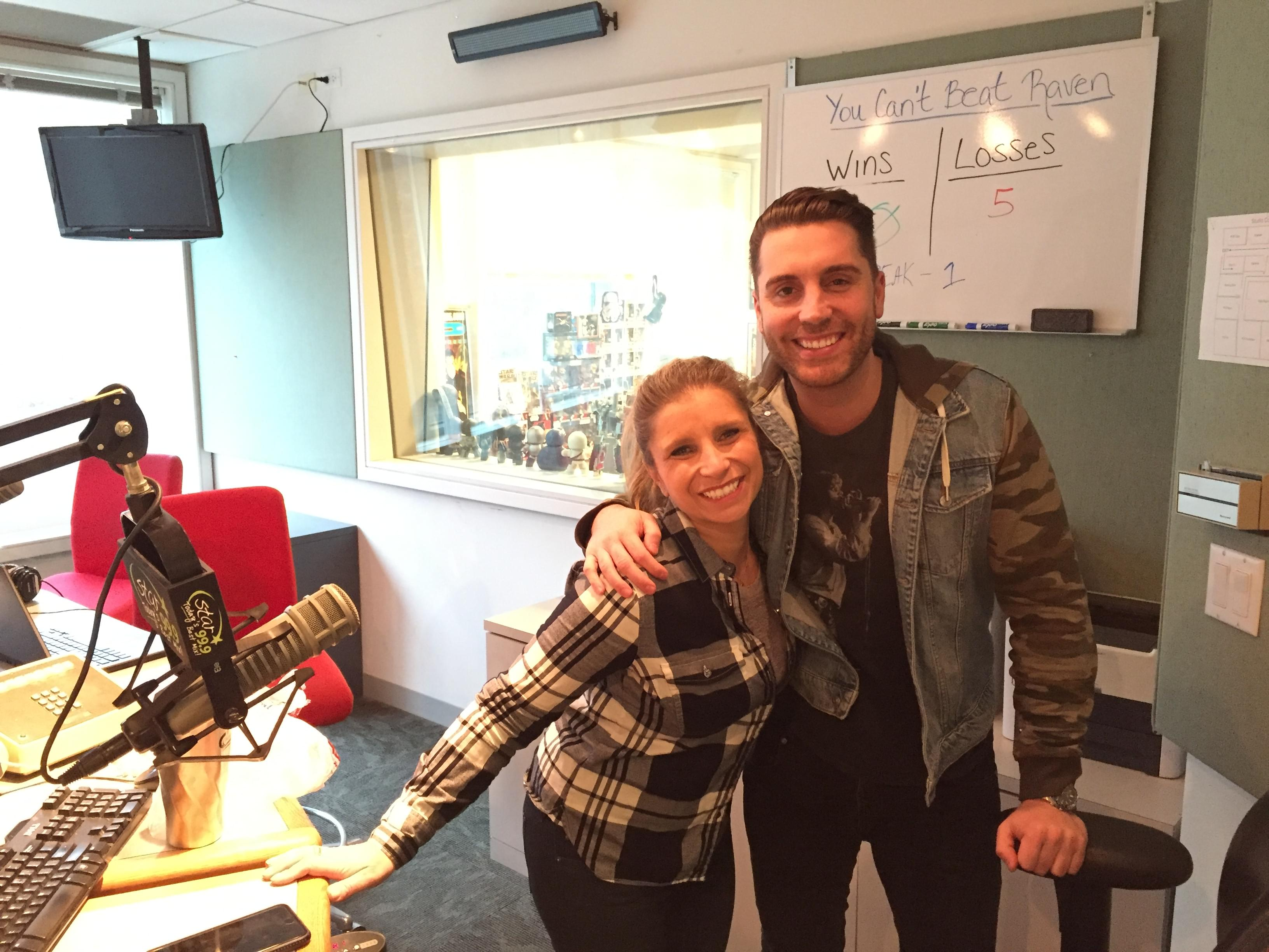 60 Seconds Behind the Scenes- How did Nick Fradiani like his full day of co-hosting?