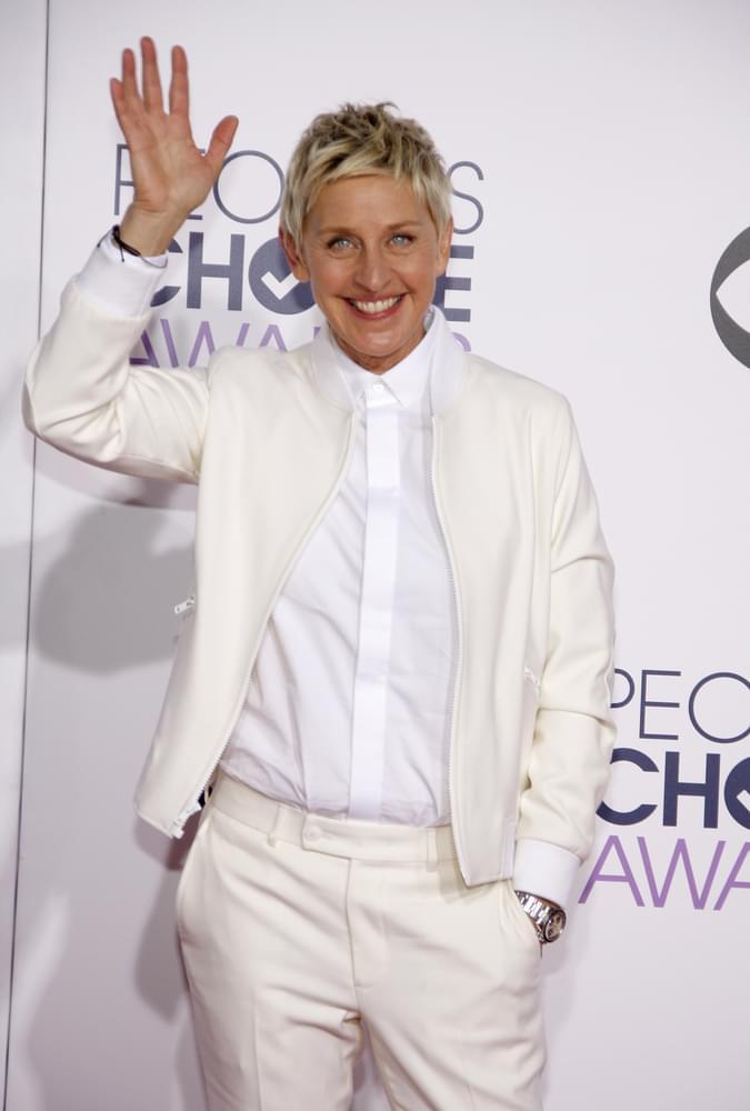 Inside Ellen's Star Studded 60th Birthday Party