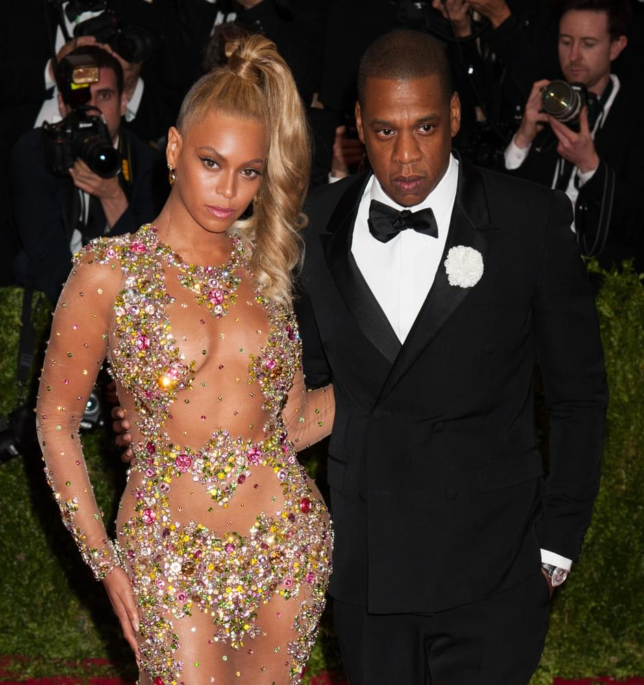 Beyoncé and Jay-Z Possibly Going On Tour Together