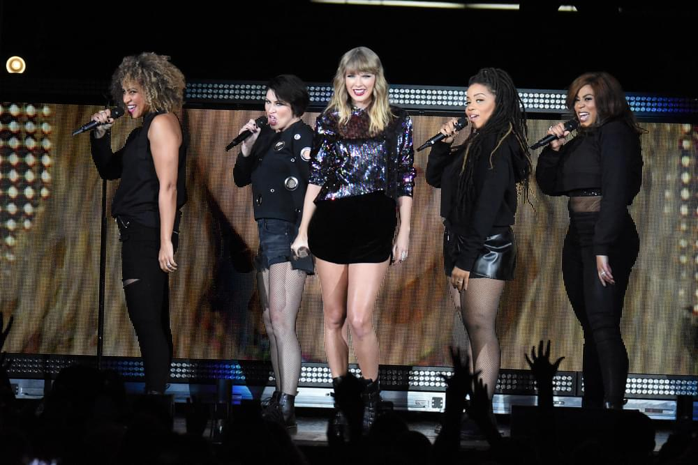 Camila Cabello and Charli XCX Will Open For Taylor Swift On Tour