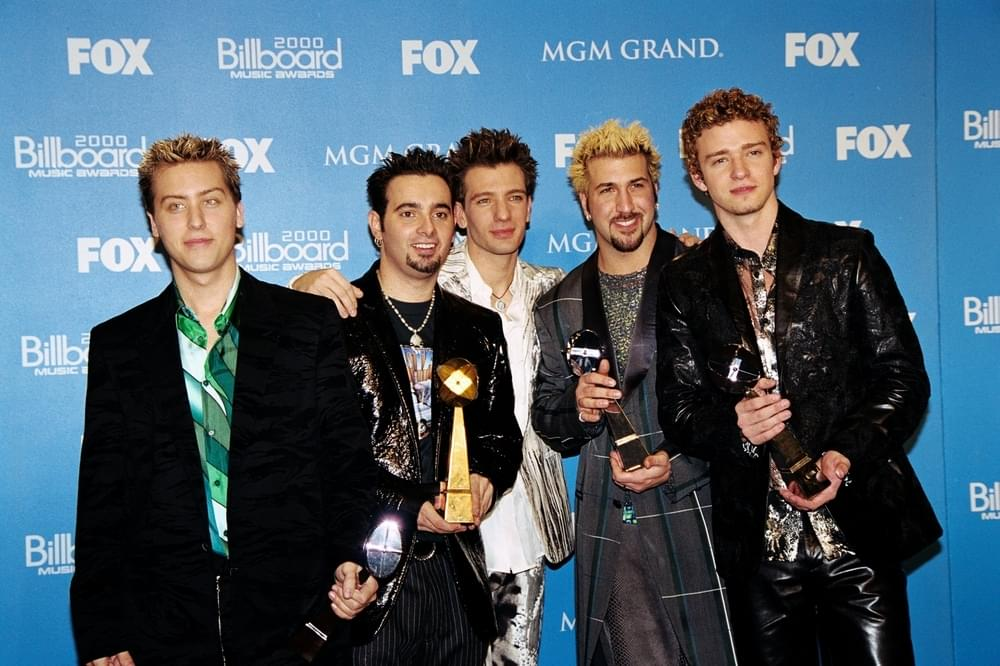 *NSYNC Is Getting A Star on The Hollywood Walk Of Fame