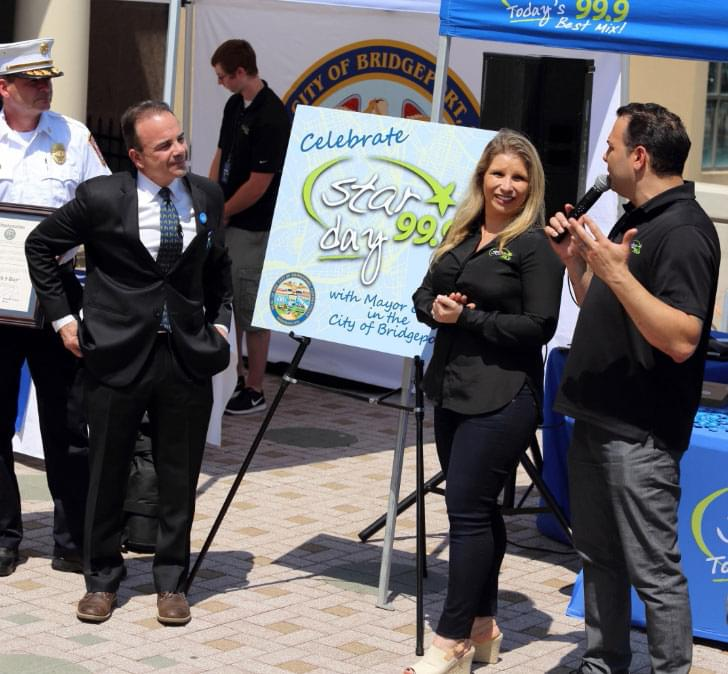 Star 99.9 Day in Bridgeport powered by Micalizzi's Italian Ice