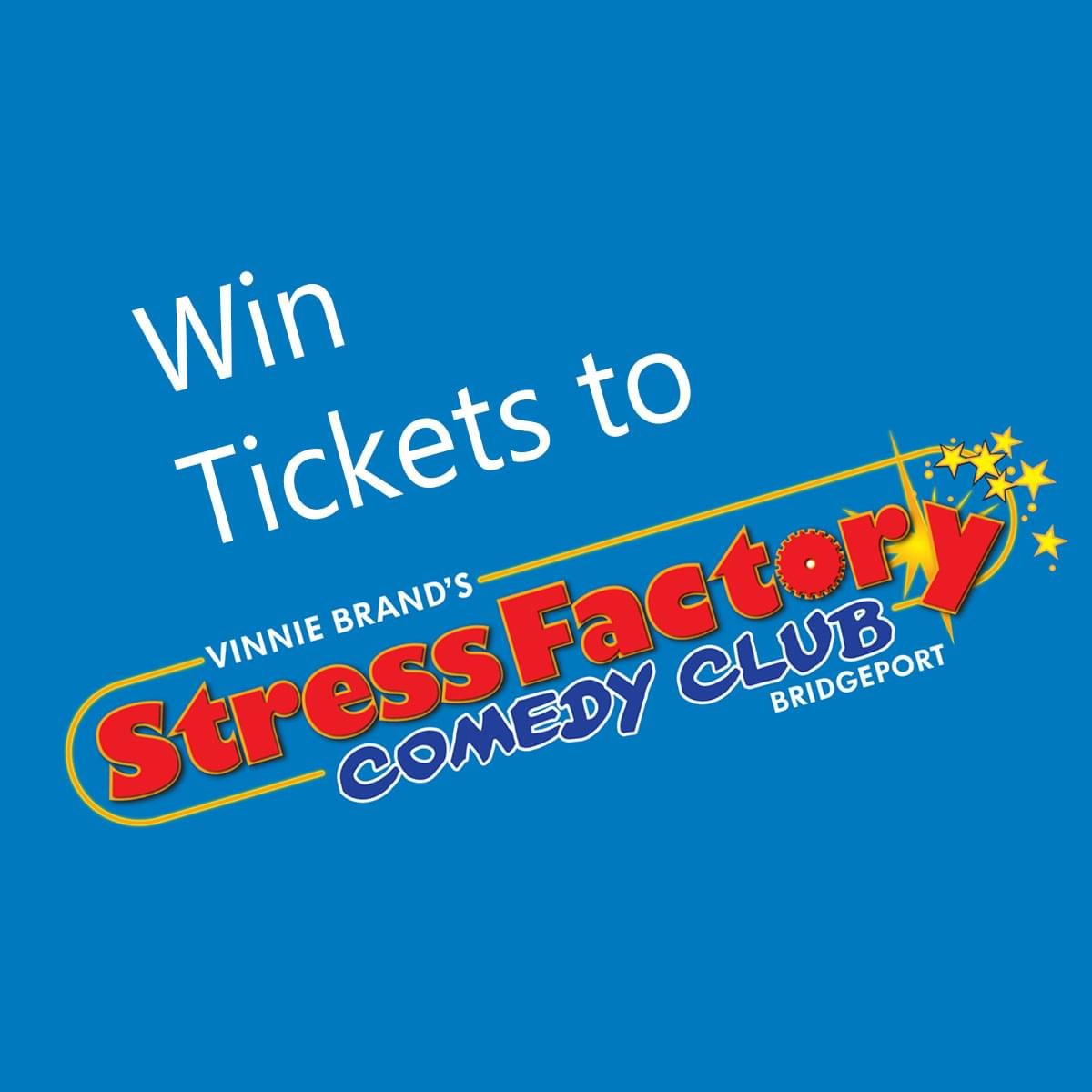 Enter to win tickets to Jackie Fabulous at the Stress Factory in Bridgeport