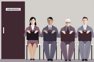 Age and job search