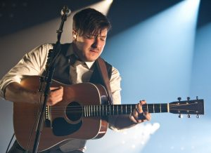 Mumford & Sons in Concert at The Susquehanna Bank Center in Camden - February 17, 2013