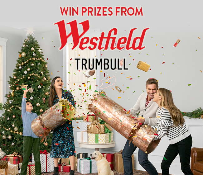 60 Seconds Behind the Scenes- Great Gifts from Westfield Trumbull Mall!