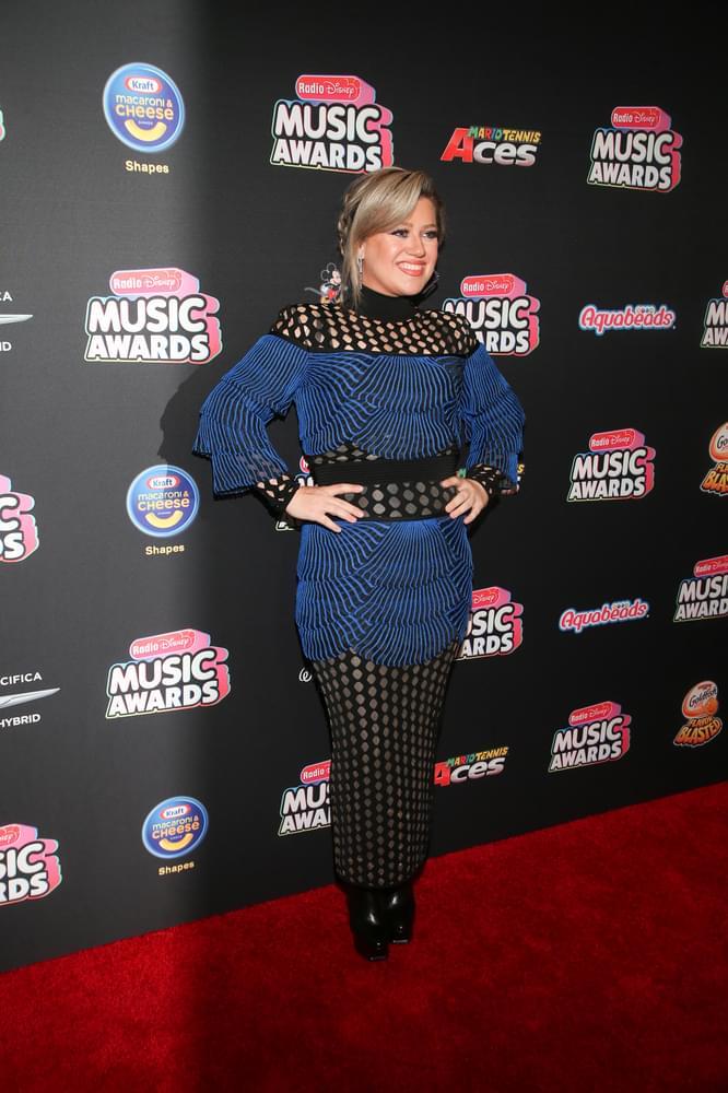 Today's STAR- Kelly Clarkson