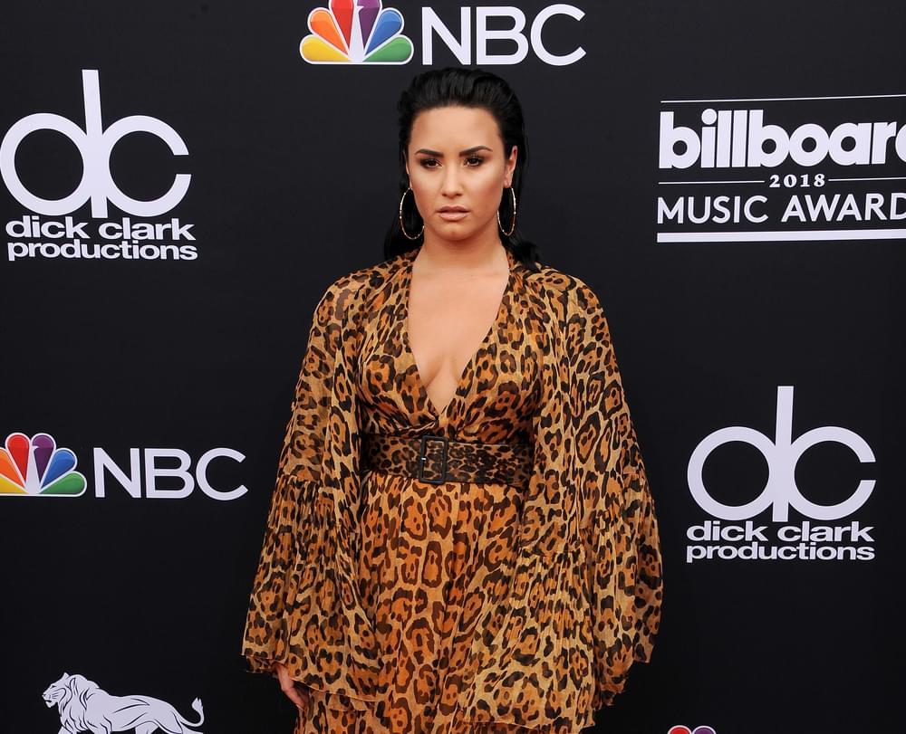 Today's STAR- Demi Lovato