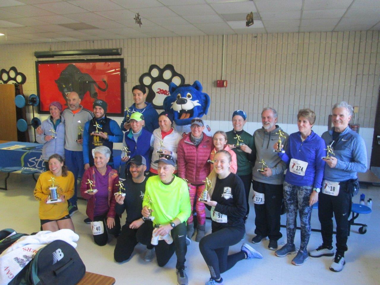 Milford Road Runners Winter Wonderland 5K