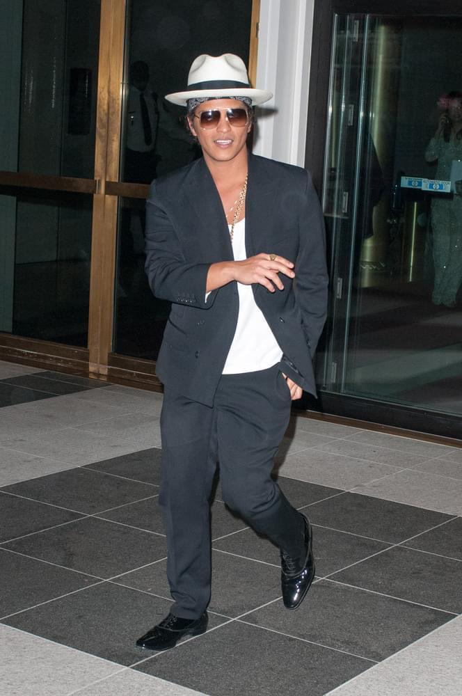 Today's STAR- Bruno Mars