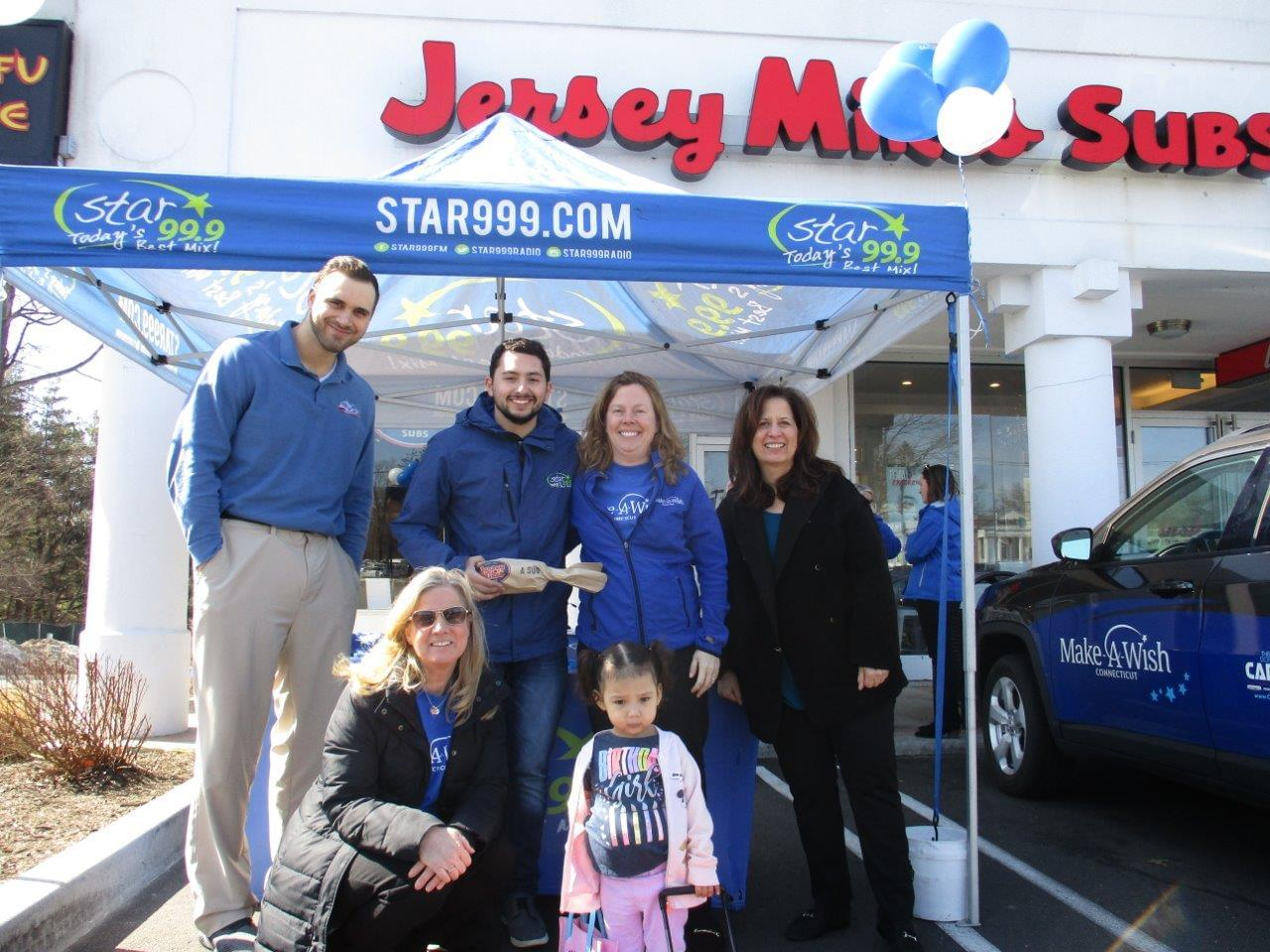Jersey Mikes Giving Day