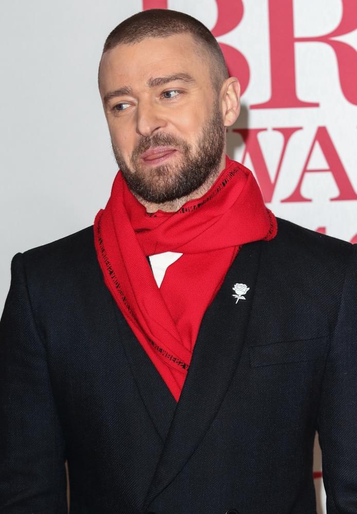 Today's STAR- Justin Timberlake