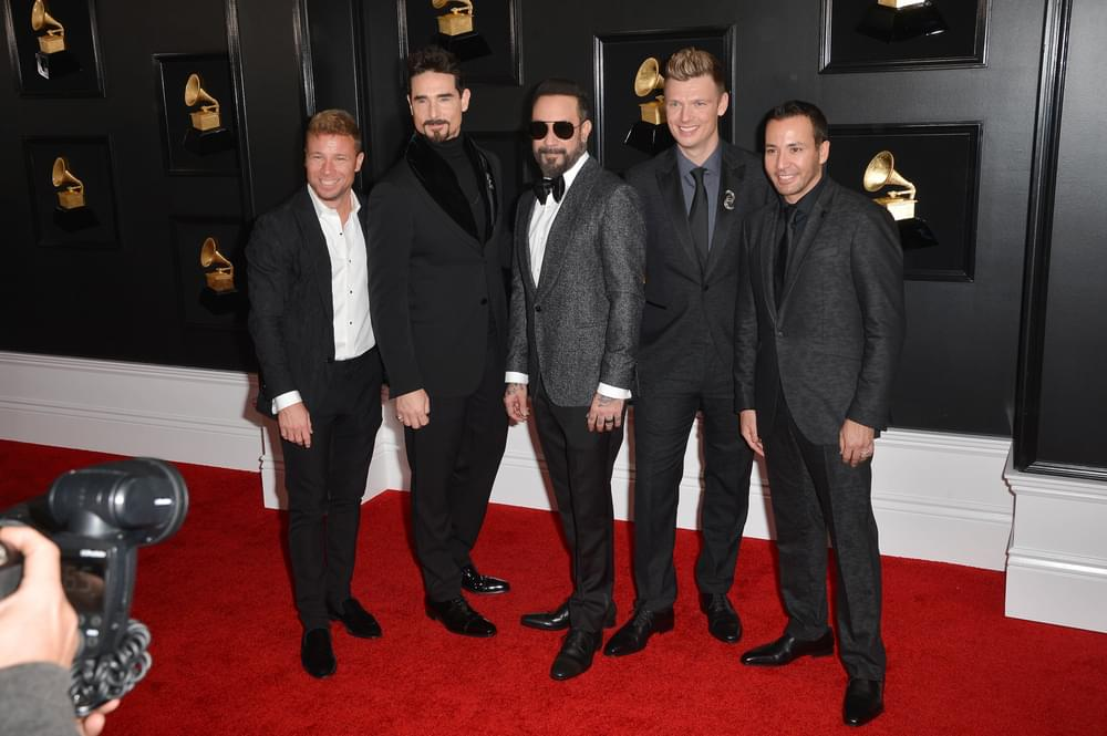 Will the Backstreet Boys take the number one spot on the Shooting Stars Countdown?