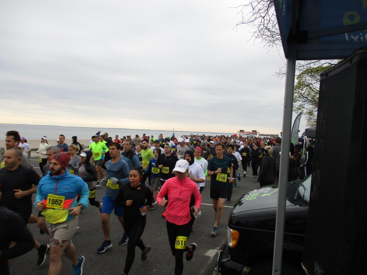 Minute Man Road Races at Compo Beach 4/28/19