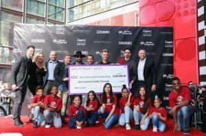 Backstreet Boys Celebrate Their Las Vegas Residency with a Handprint Ceremony