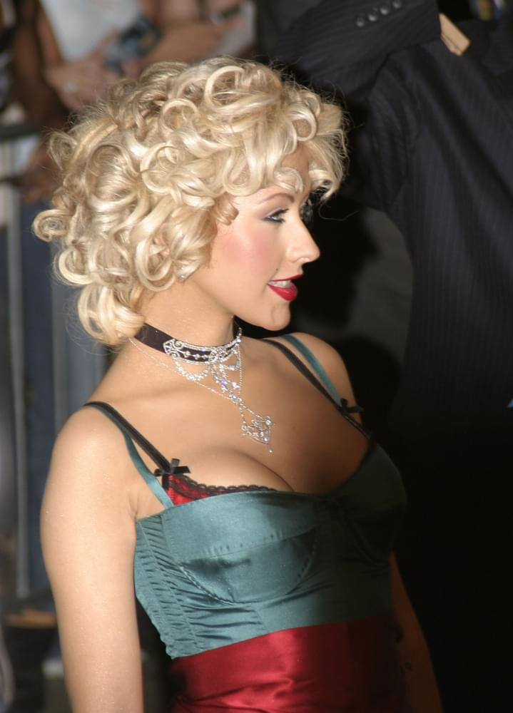Today's STAR- Christina Aguilera
