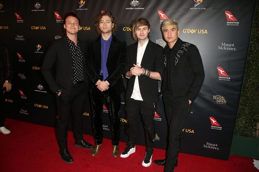 Today's STAR- 5 Seconds of Summer