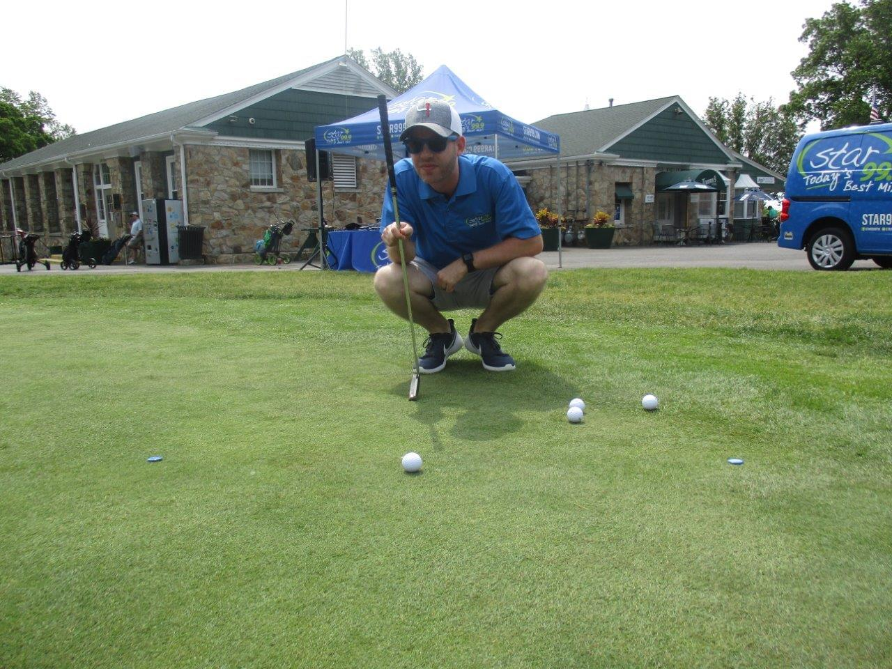Putt for Prizes with Kevin at Fairchild Wheeler Golf Course 6/1/19