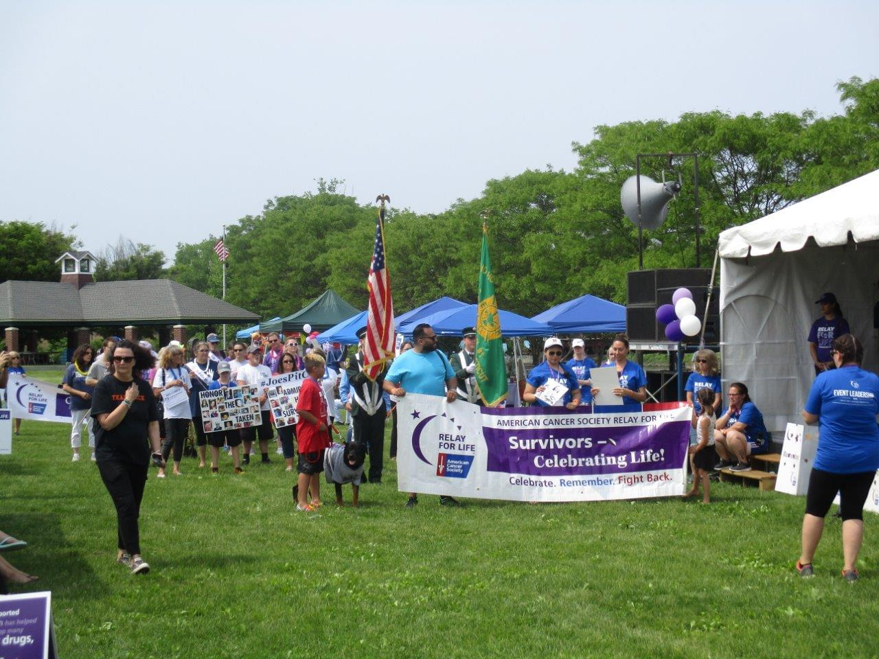 Relay for Life of Naugatuck River Valley 6/1/19