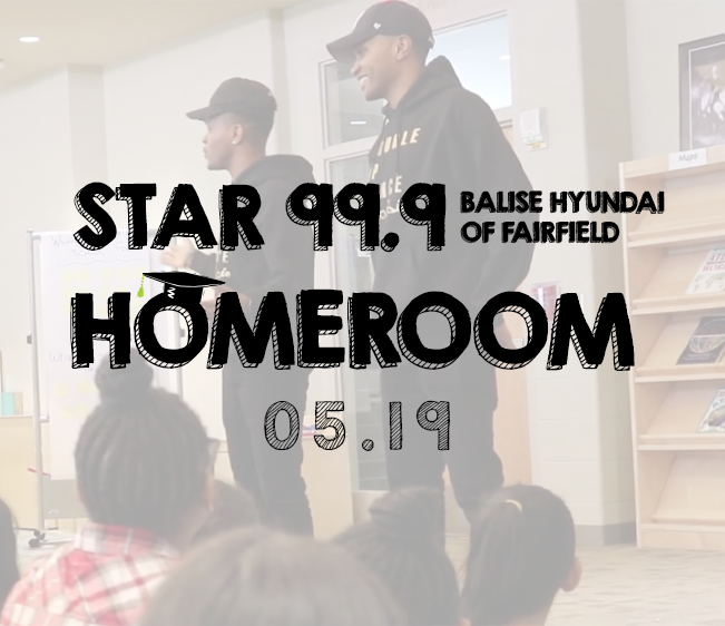 Star 99.9 Balise Hyundai of Fairfield Homeroom: May 2019