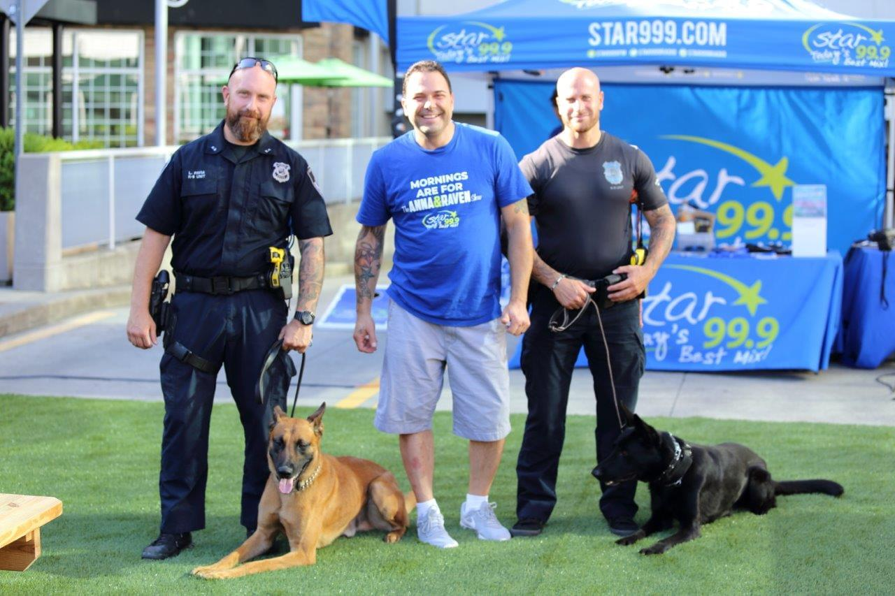 Yappy Hour at Stamford Town Center 6/27/19