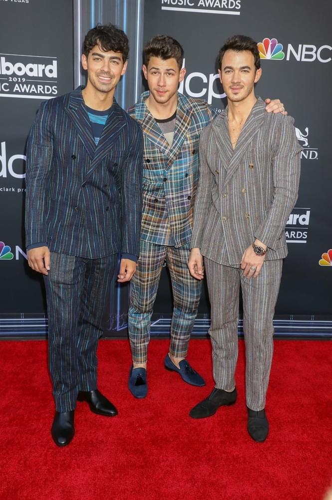 Today's STAR- Jonas Brothers