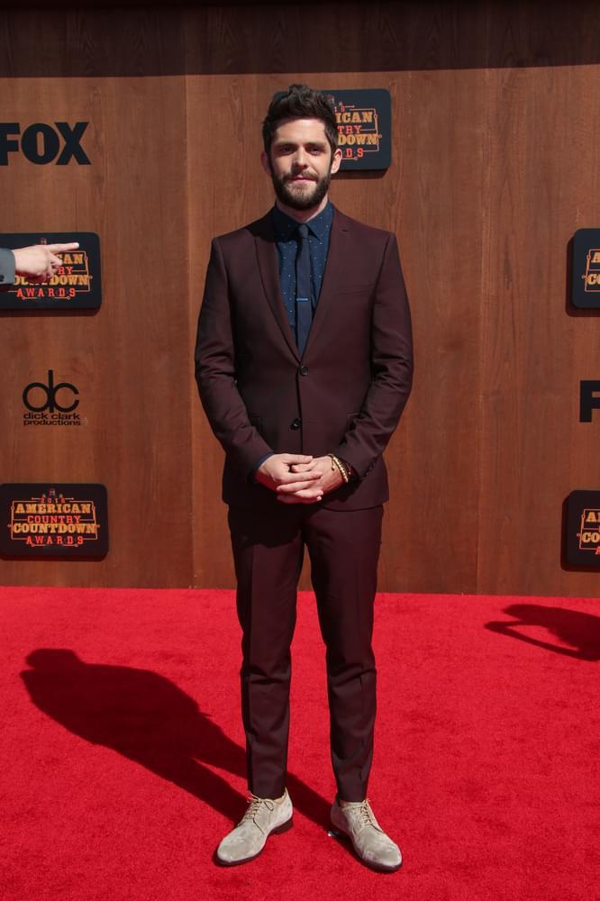 Will Thomas Rhett take the top spot on the Shooting STARS Countdown?