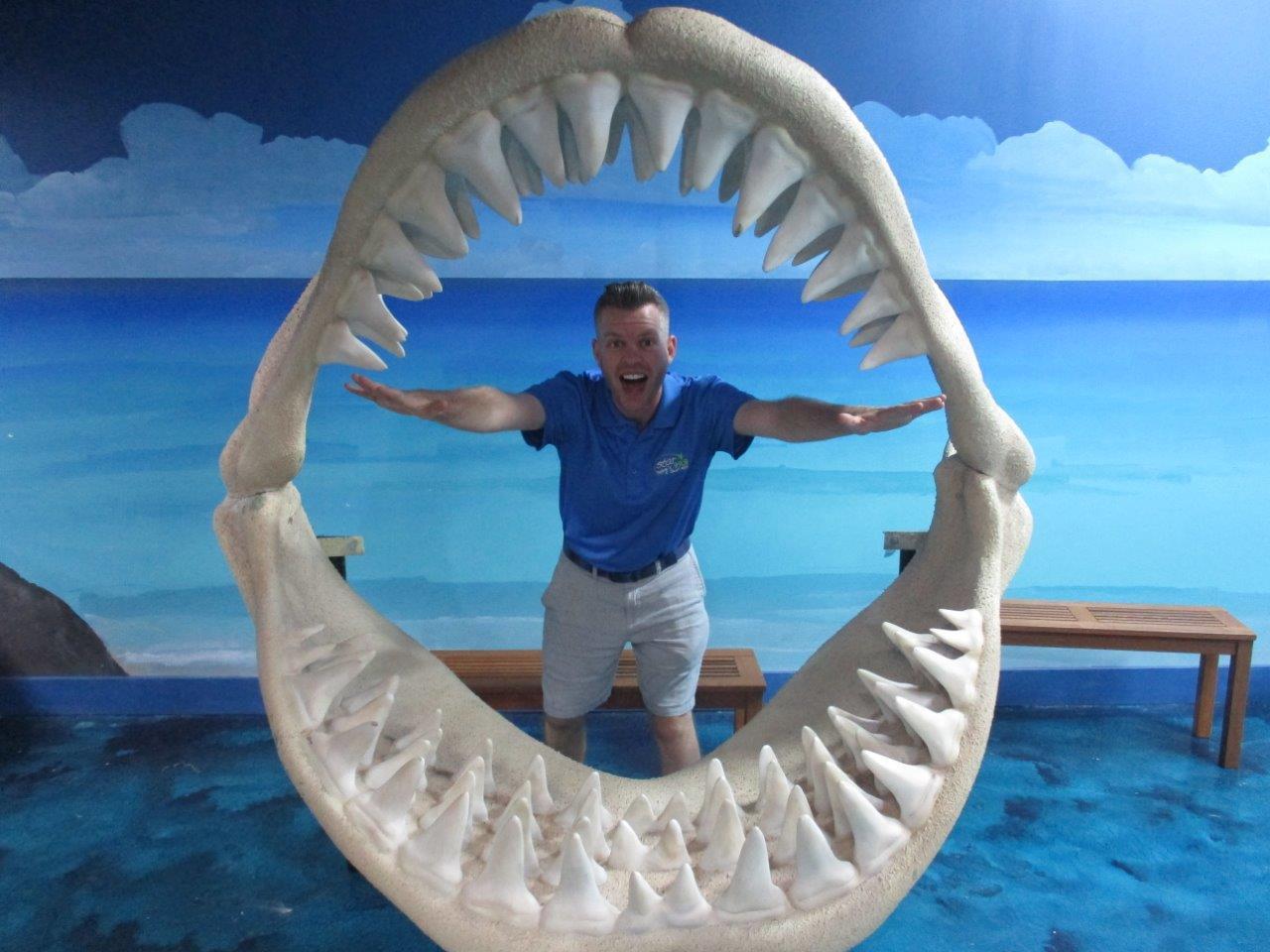 SeaQuest Interactive Aquarium 7/27/19