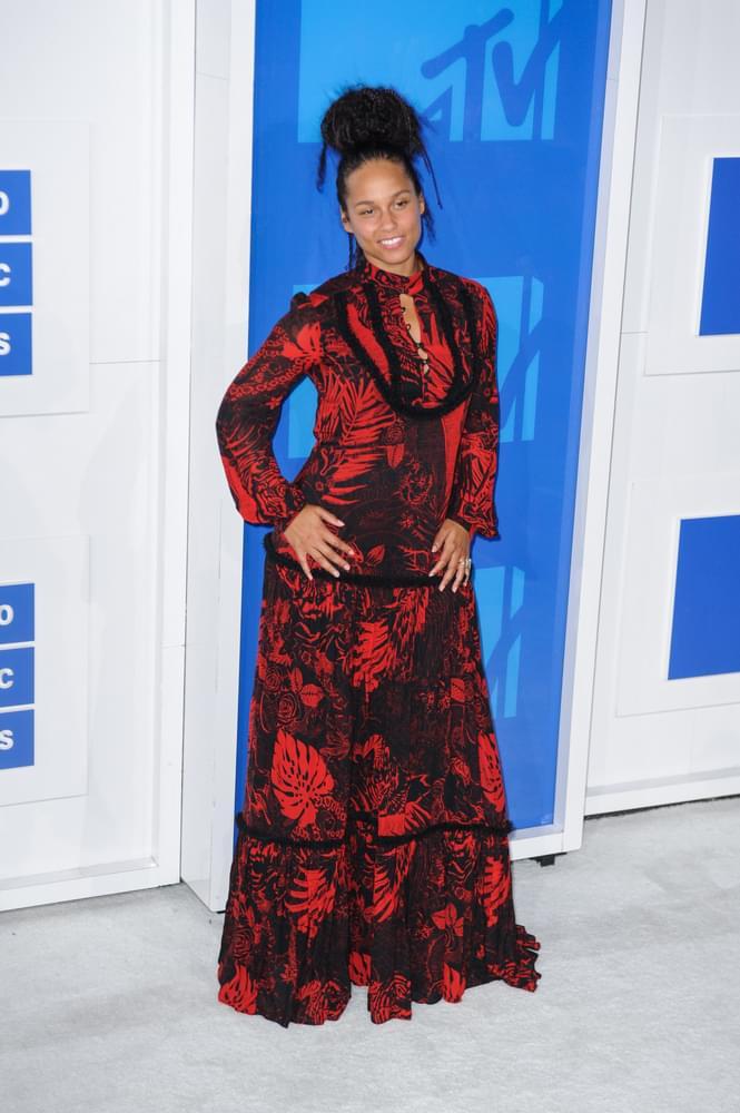 Today's STAR- Alicia Keys