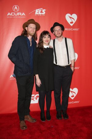 59th Annual GRAMMY Awards - MusiCares Person of the Year Honoring Tom Petty - Arrivals