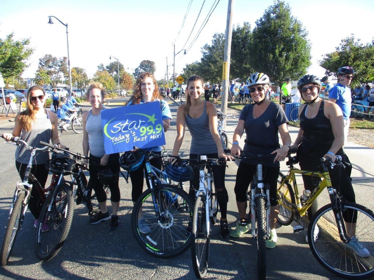 William Raveis Walk and Ride Event 9/29/19