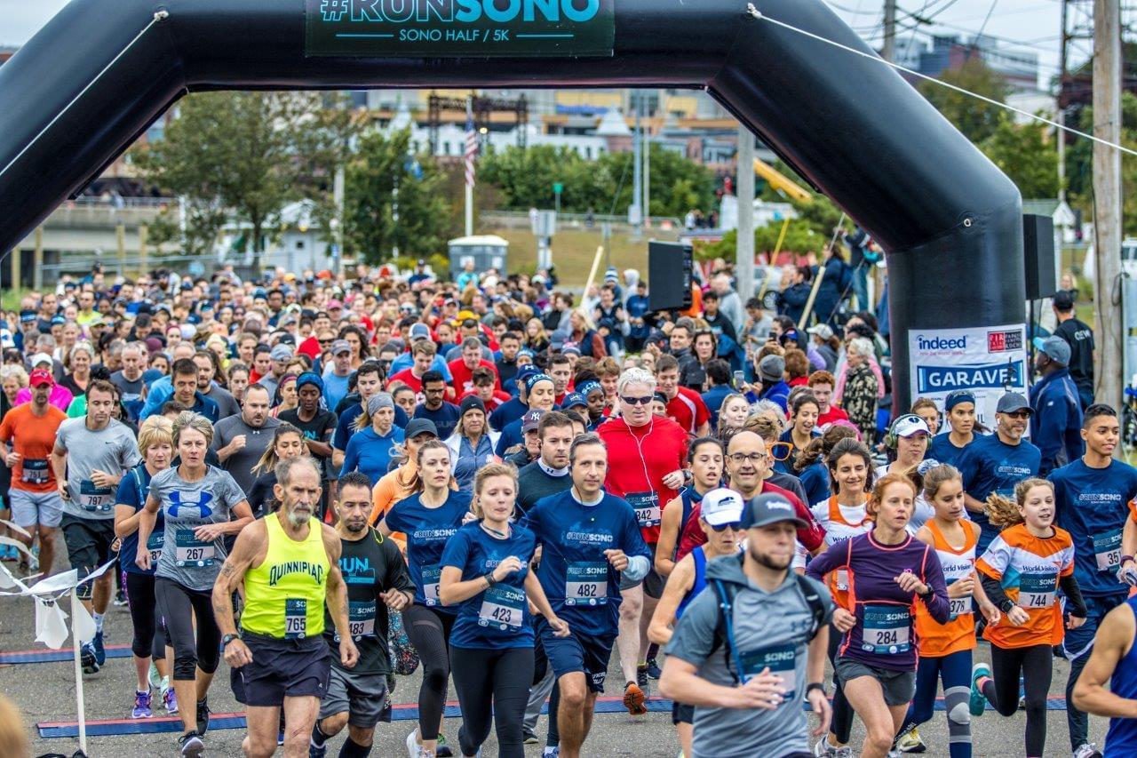 SoNo Half Marathon 10/6/19